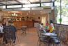 Cafe, interior